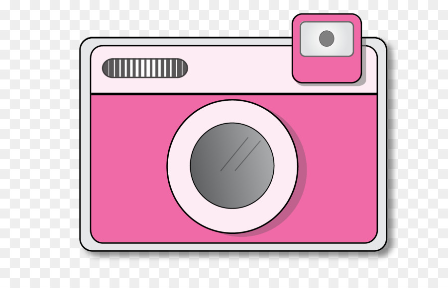 Photographer clipart pink camera. Free photography clip art