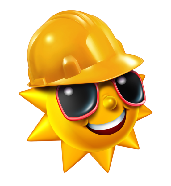 Royalty free stock photography. Photographer clipart smiley