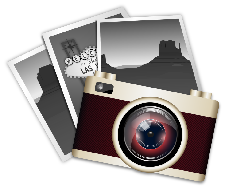 Public domain clip art. Photography clipart camera phone