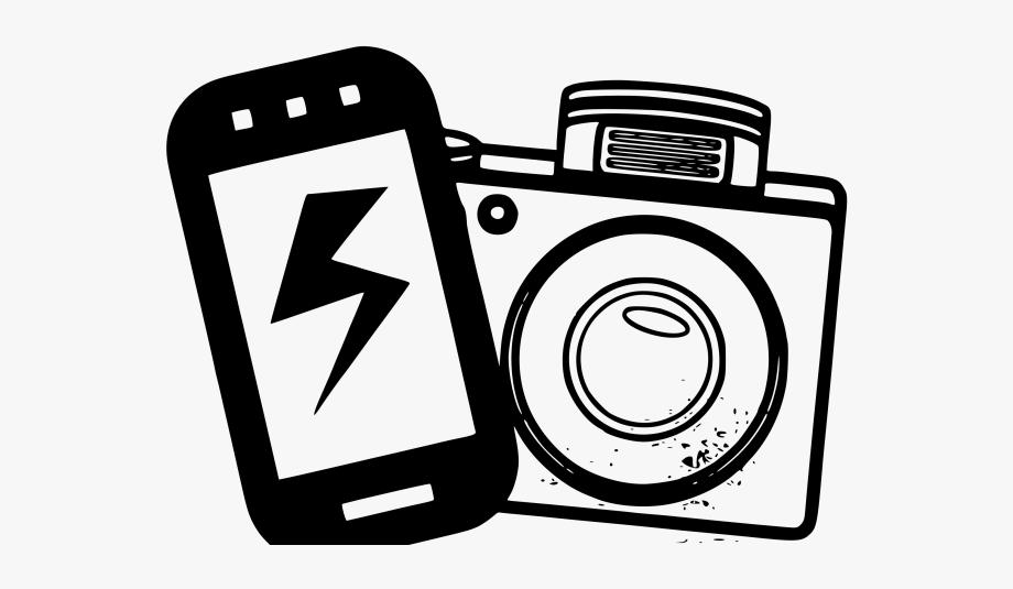 Photographer clipart camrea. Photography phone camera iphone