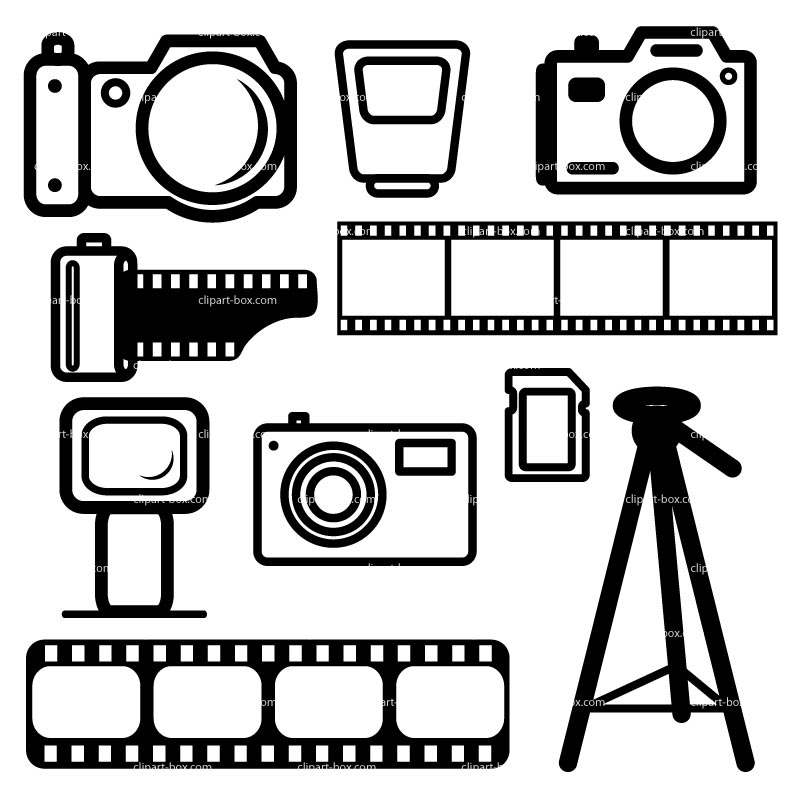 Clip art free images. Photography clipart