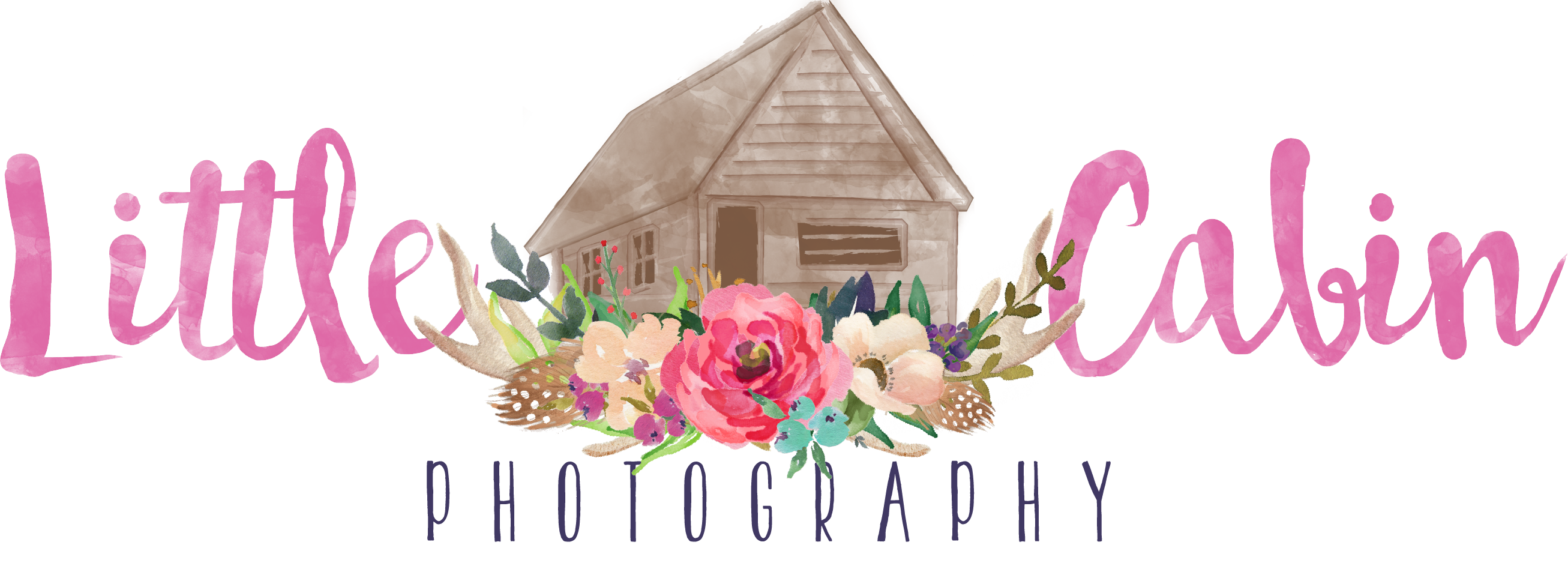 Little cabin pnw photographer. Photography clipart family photography
