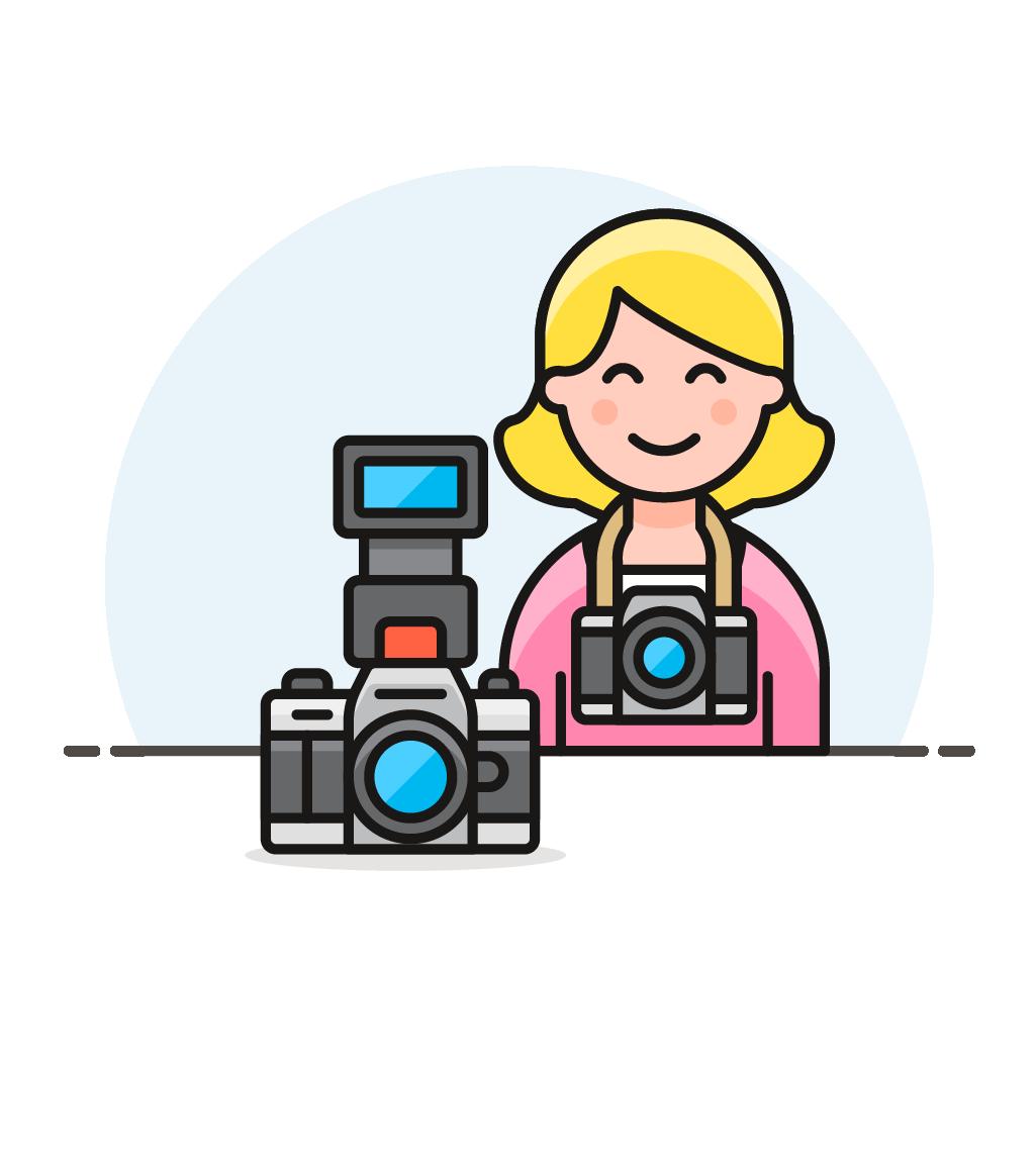 Photography female photographer