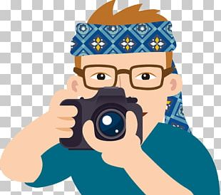 Photography clipart male photographer. Png images free