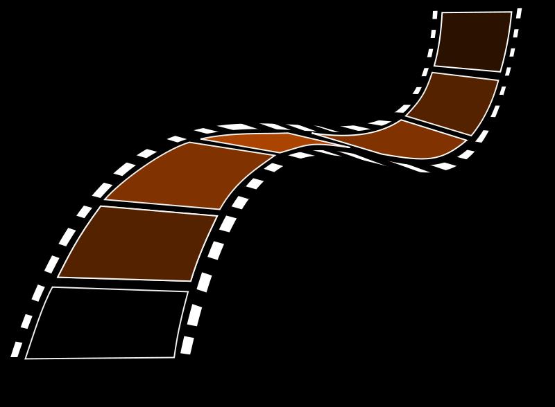 Photography clipart movie camera. Filimstrip free stock photo