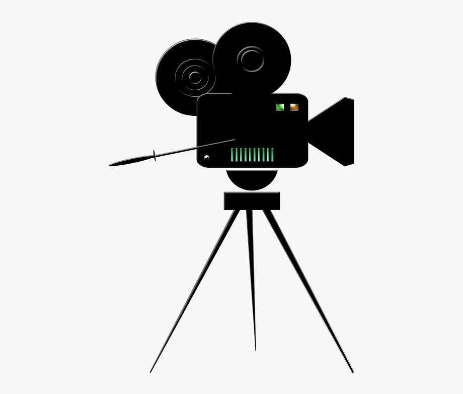 Photography clipart movie camera. Png vintage icon free