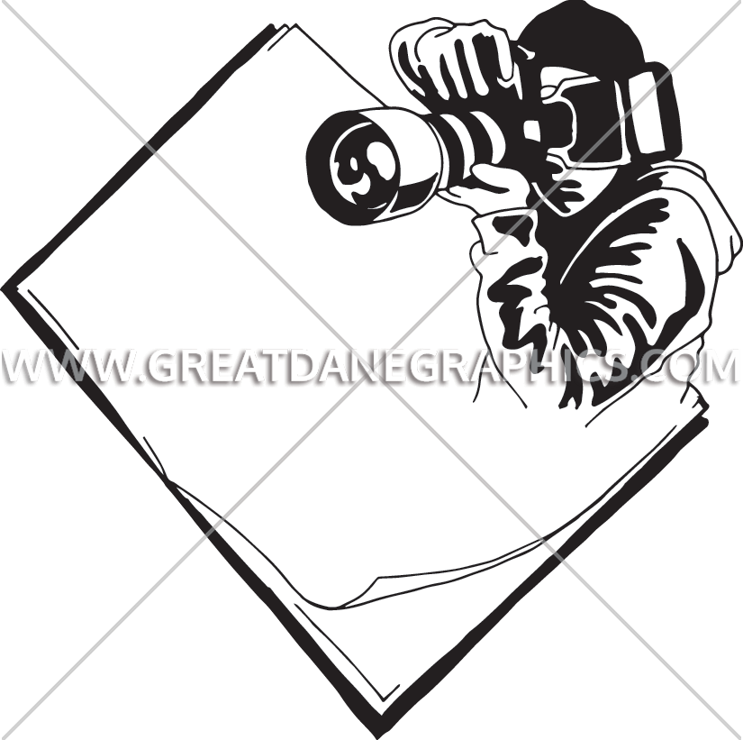 Production ready artwork for. Yearbook clipart snapshot camera