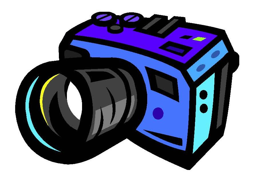 Photography clip art free. Yearbook clipart camera flash