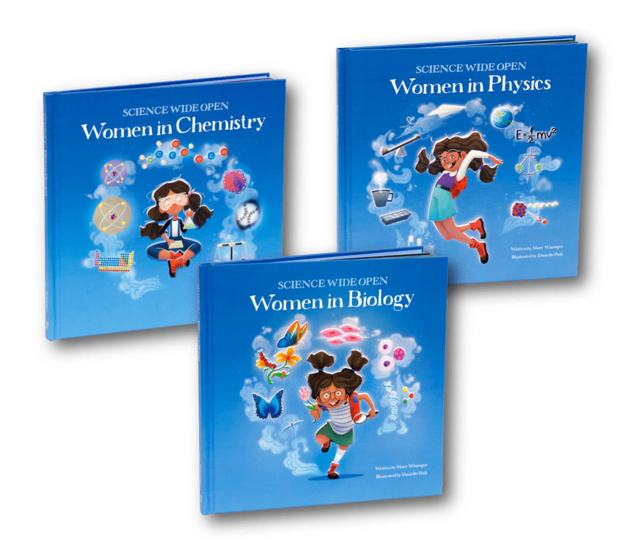 Textbook clipart biology book. Science books for kids