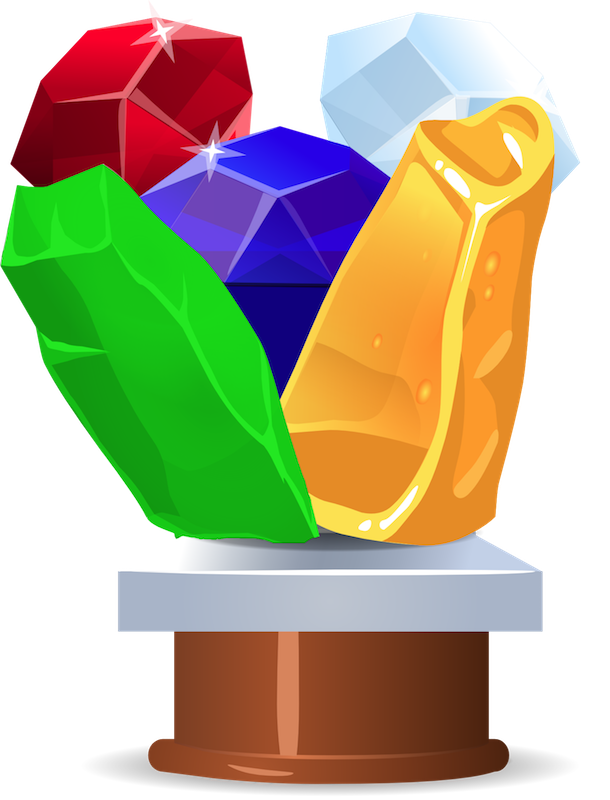 Resources goblin gems. Teamwork clipart interdependent