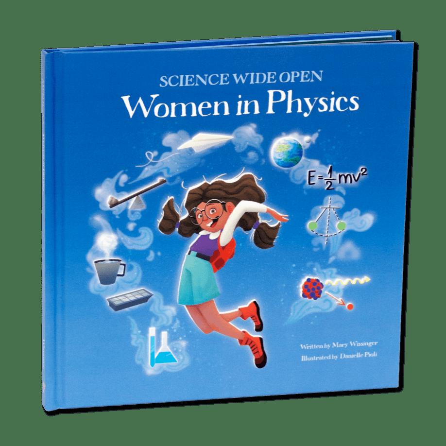 Women in Physics Book