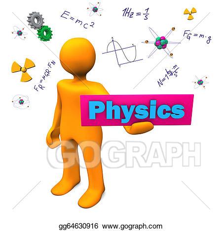 Stock illustration drawing gg. Physics clipart procedure