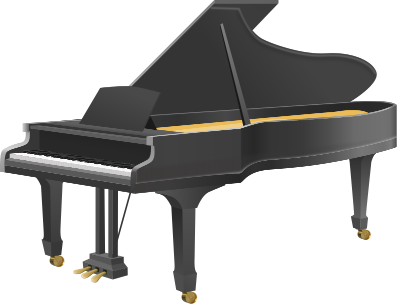 Piano clipart. Png images transparent free