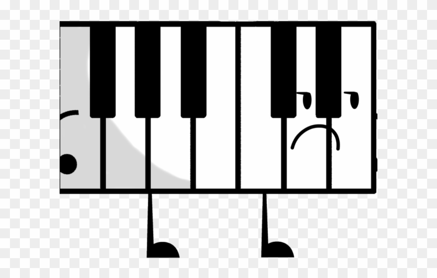 Png download . Piano clipart black object