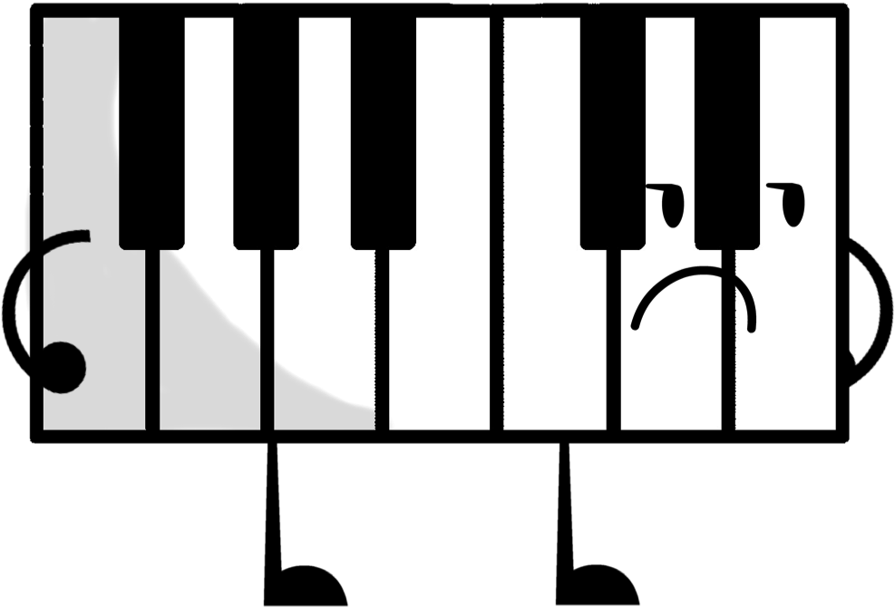 Image pose png shows. Piano clipart black object