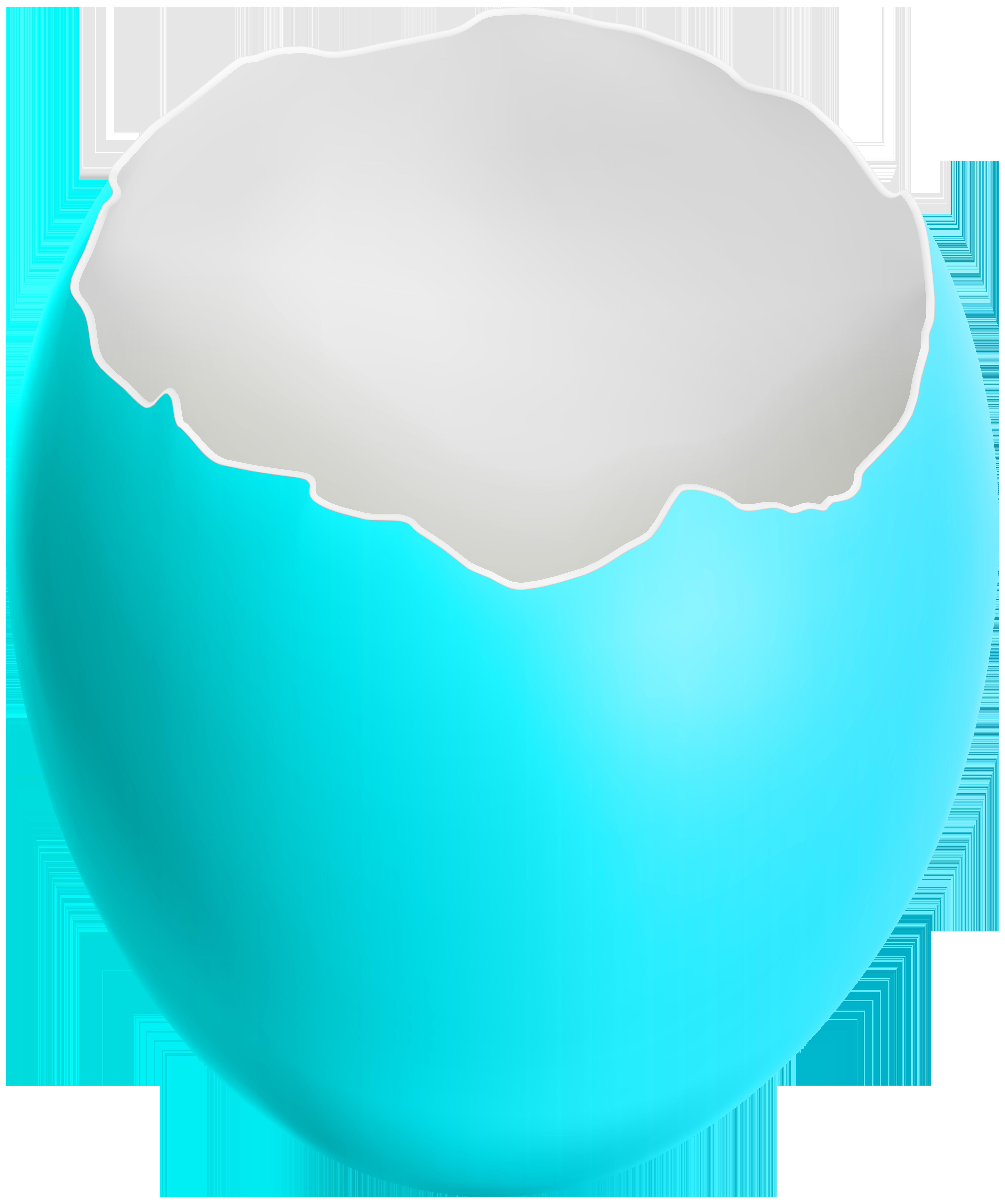 Easter egg blue clip. Piano clipart broken