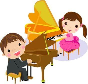 Piano clipart classical piano. Art music love