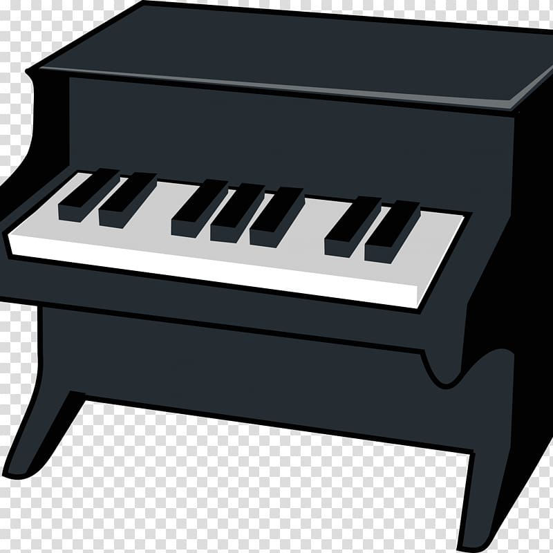 Grand drawing upright . Piano clipart digital piano