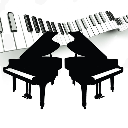Piano clipart dueling pianos. Transparent png free download