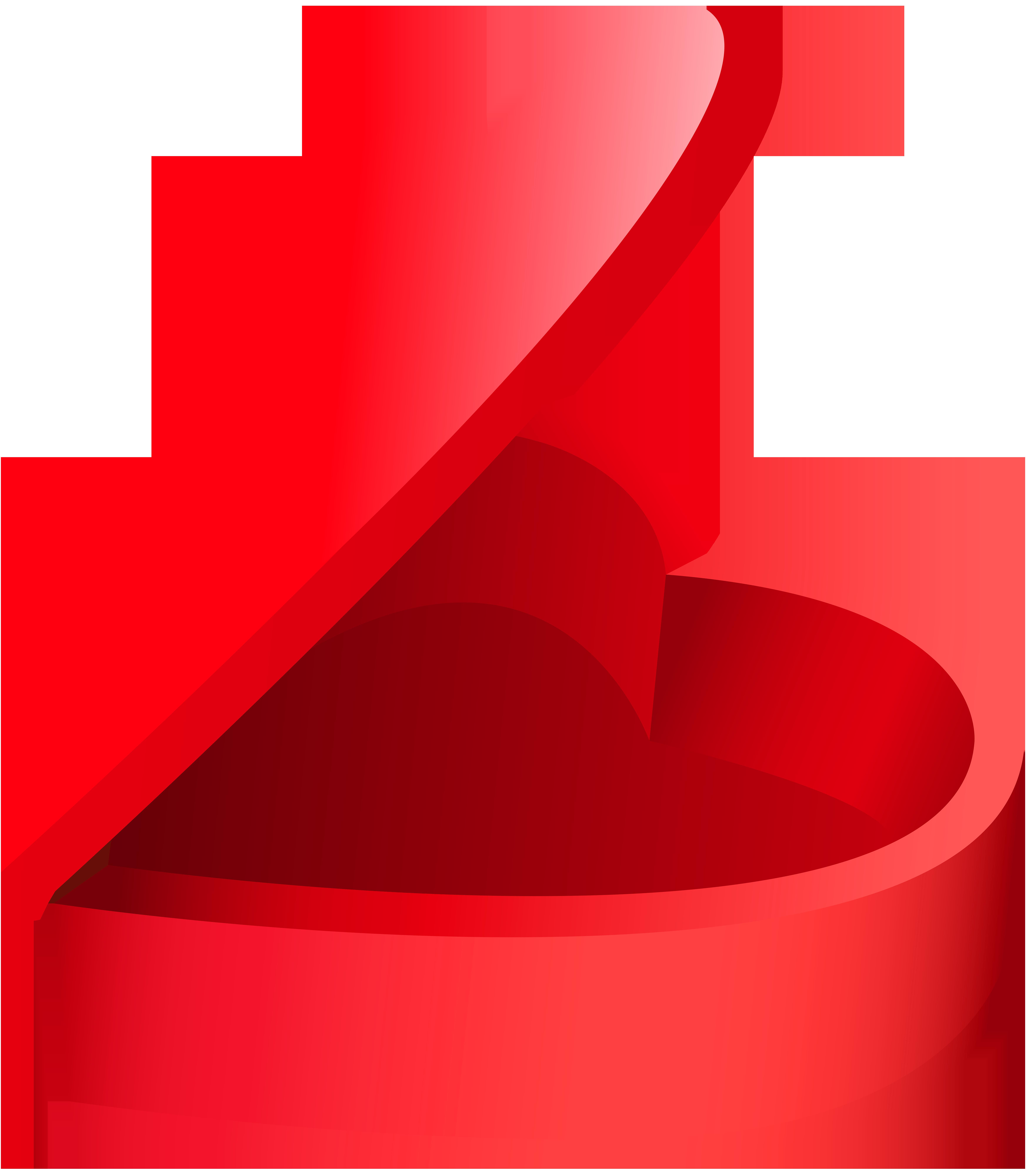 Red box transparent clip. Piano clipart heart