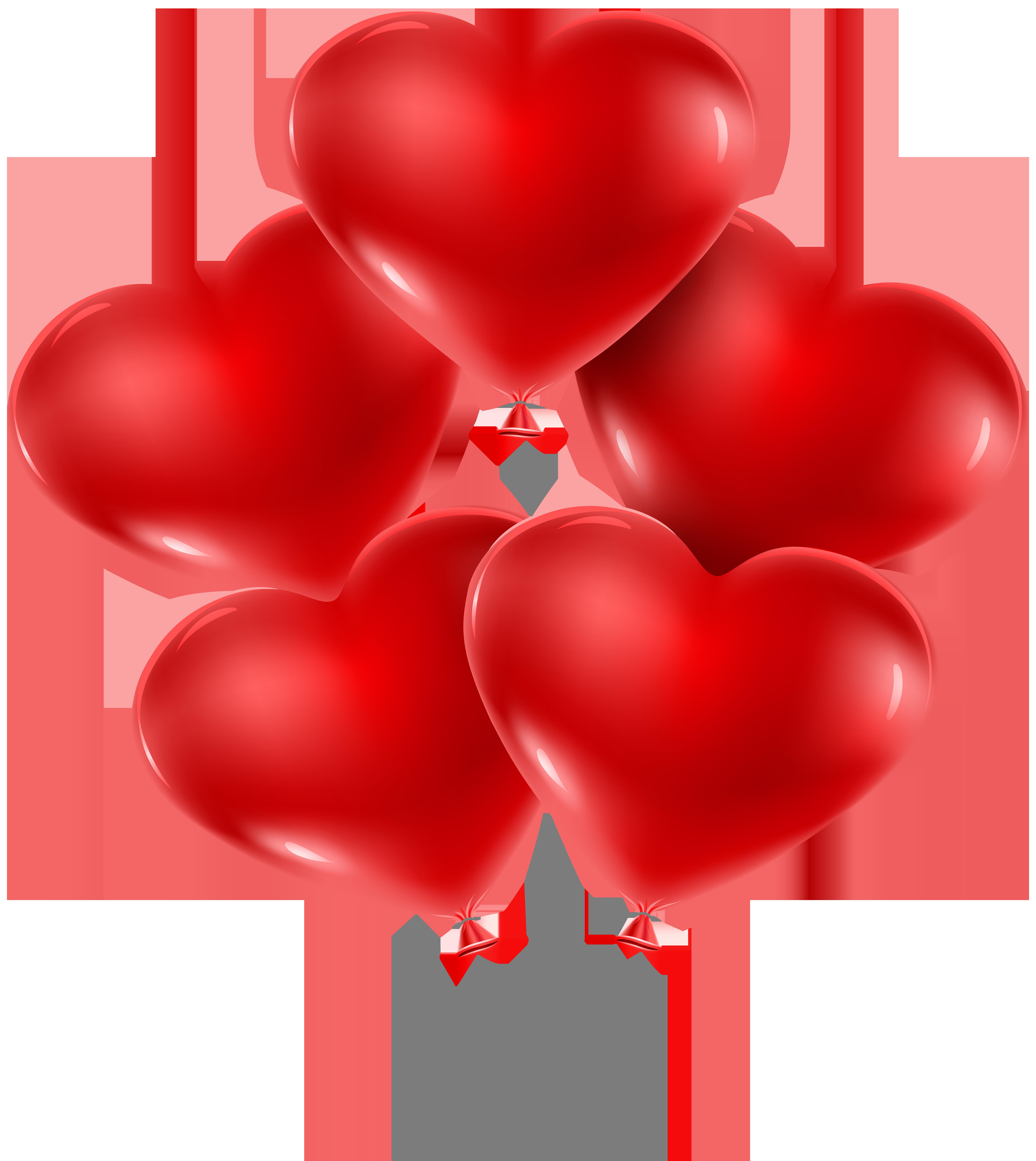 Balloons png clip art. Piano clipart heart