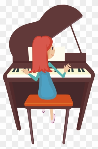 Piano clipart hobby. Free png play clip