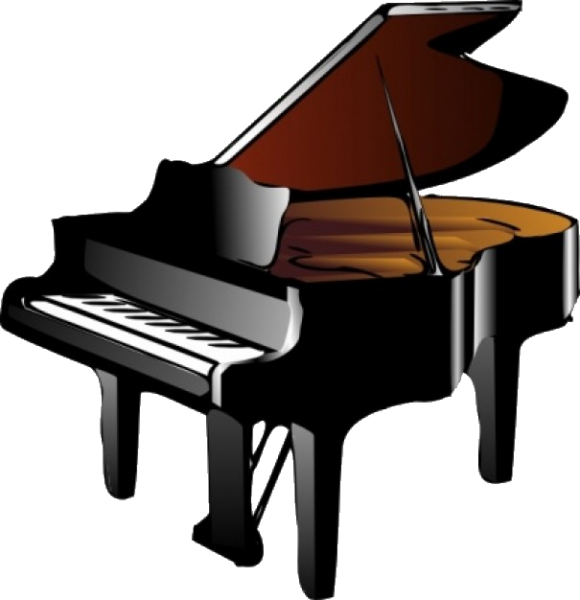 Musical instruments clip art. Piano clipart music instrument