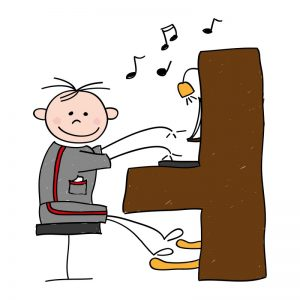 Piano clipart practice piano. Can be fun too