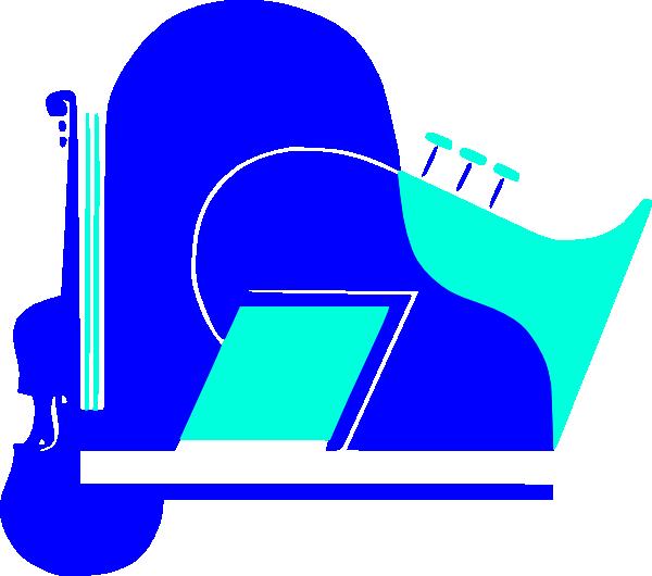 Violin saxophone clip art. Piano clipart public domain