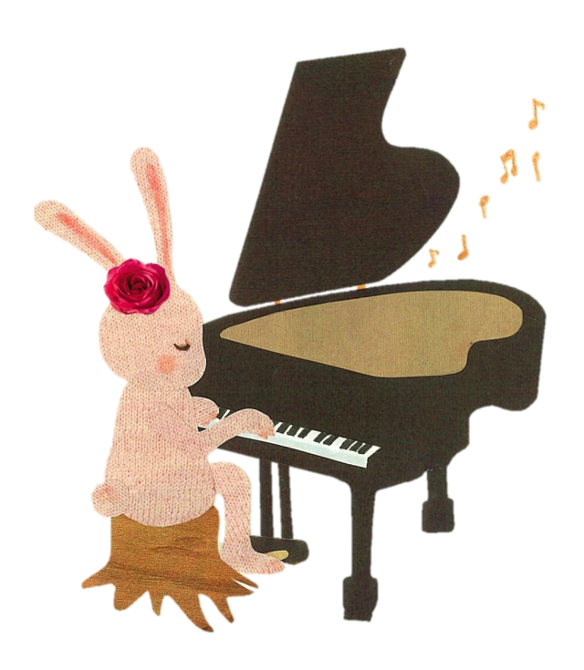 . Piano clipart ragtime