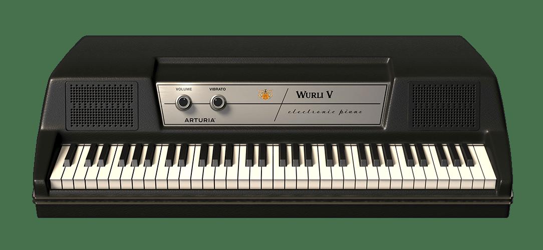 Arturia details wurli v. Piano clipart synthesizer