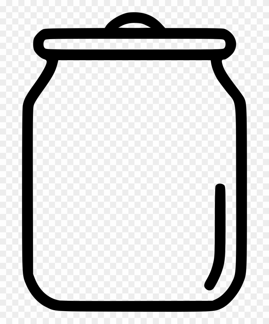 Can jar vessel container. Pickle clipart pickle bottle