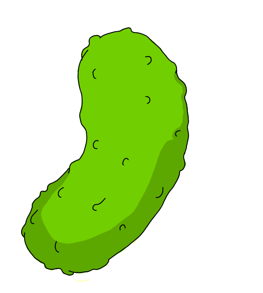 Cliparthut free funny pictures. Pickles clipart popcorn pickle
