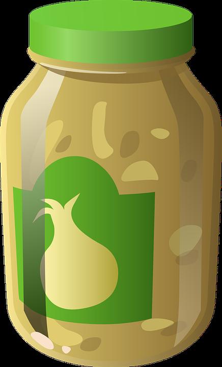 Bottle frames illustrations hd. Pickle clipart preserved food