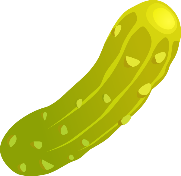 png house olson. Pickle clipart preserved food