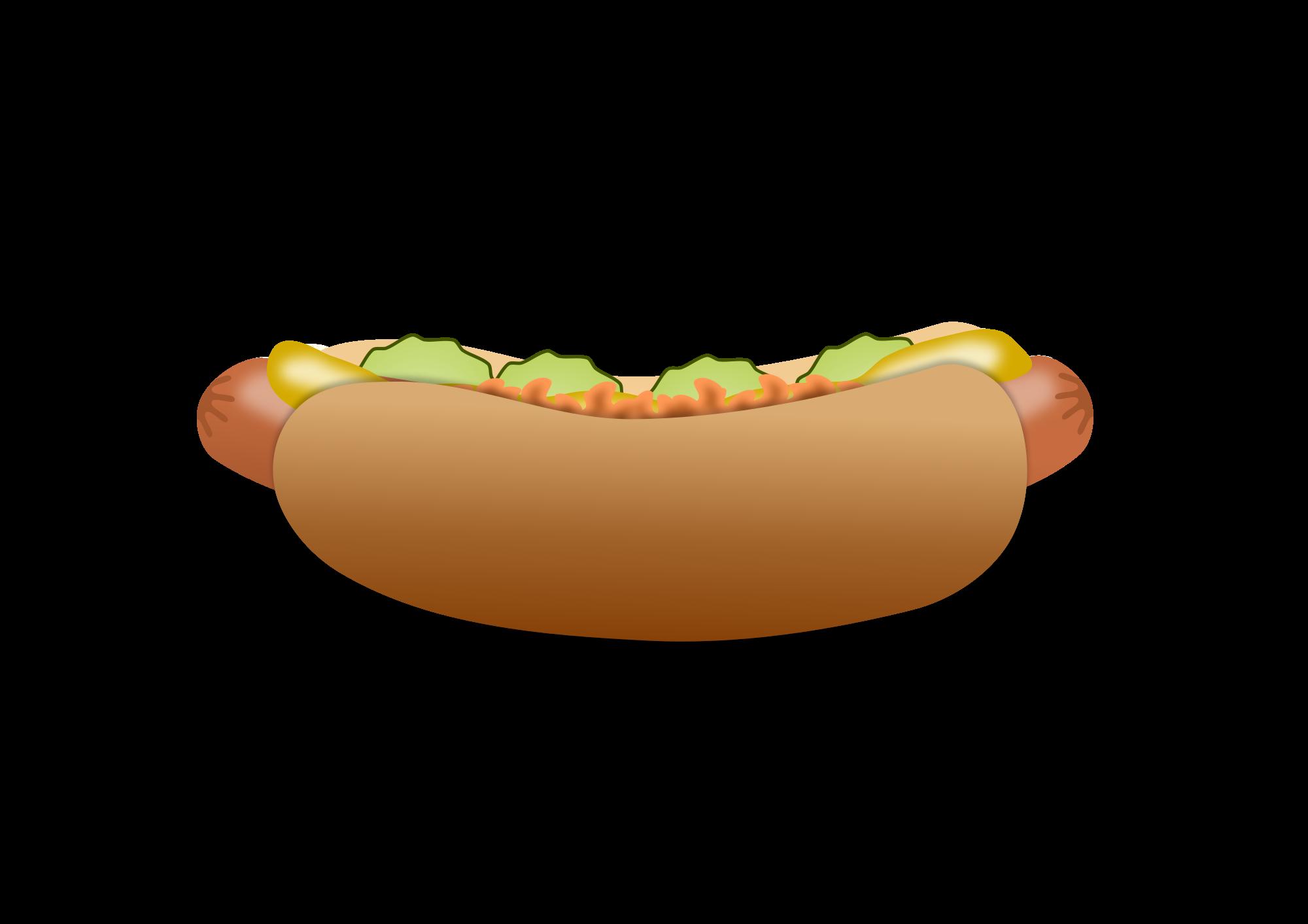 File hotdog wikimedia commons. Pickle clipart svg