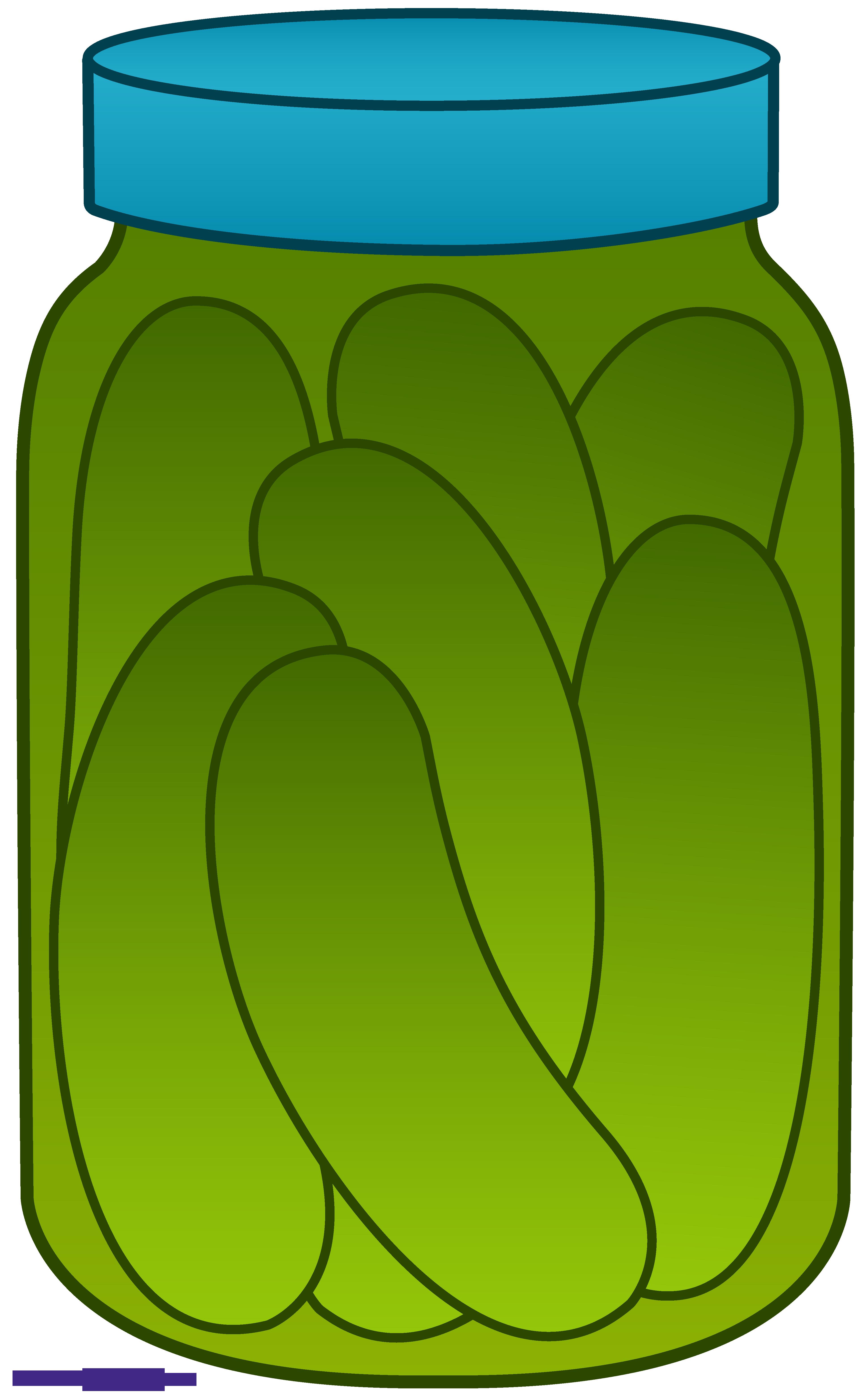 Pickles clipart. Sweet clip art