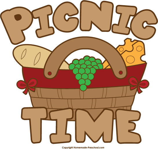 Picnic clipart. Free click to save
