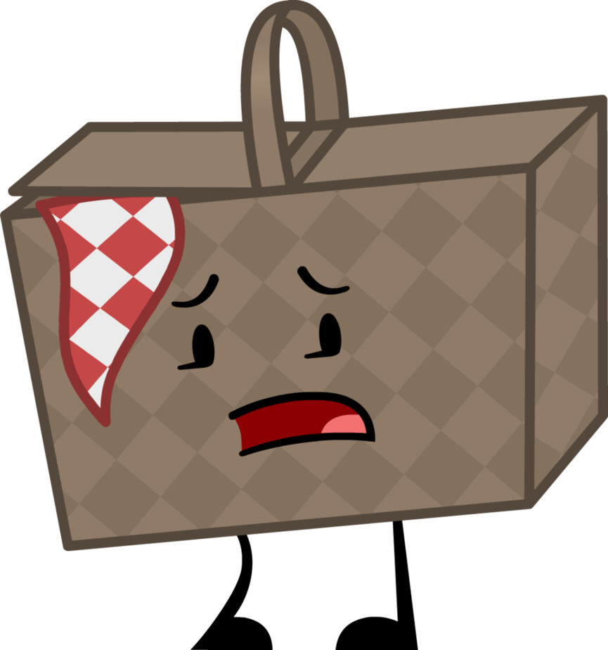 Picnic clipart picnic basket. Commission by realworldanimations on