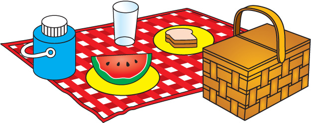 Picnic clipart. Free clip art pictures