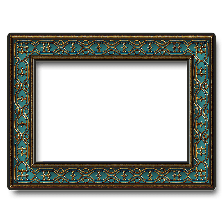 Square pic mart. Picture frame png