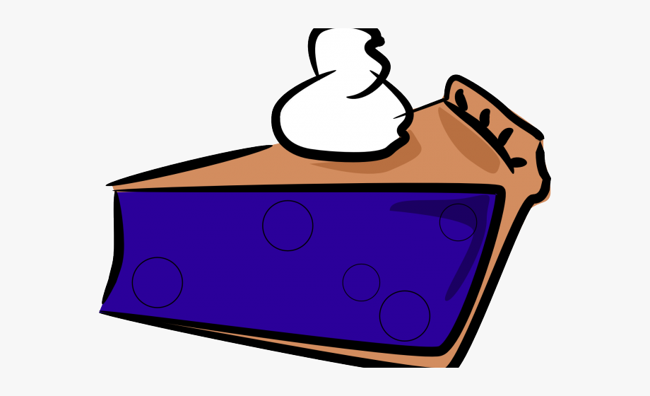 Contest cartoon . Pie clipart blueberry pie