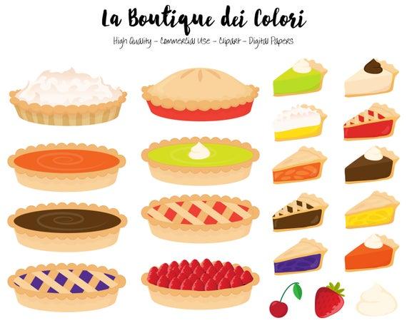 Pie clipart cute. Graphics png pumpkin strawberry
