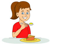 Pie clipart female. Search results for apple
