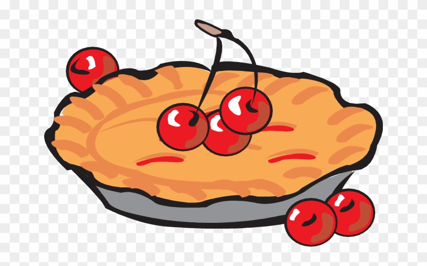 Cherry png download pinclipart. Pie clipart fruit pie