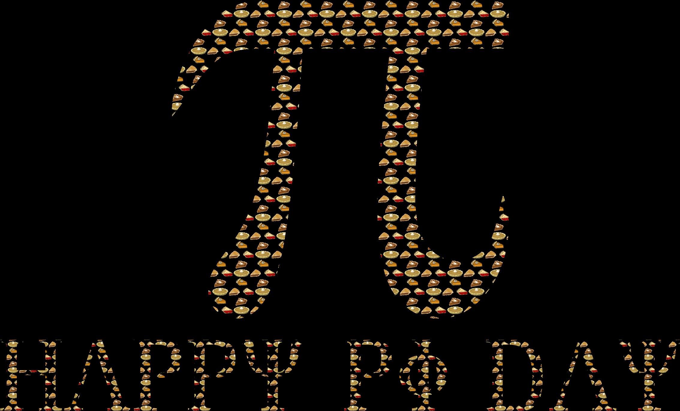 Pie clipart pie day. Happy pi big image