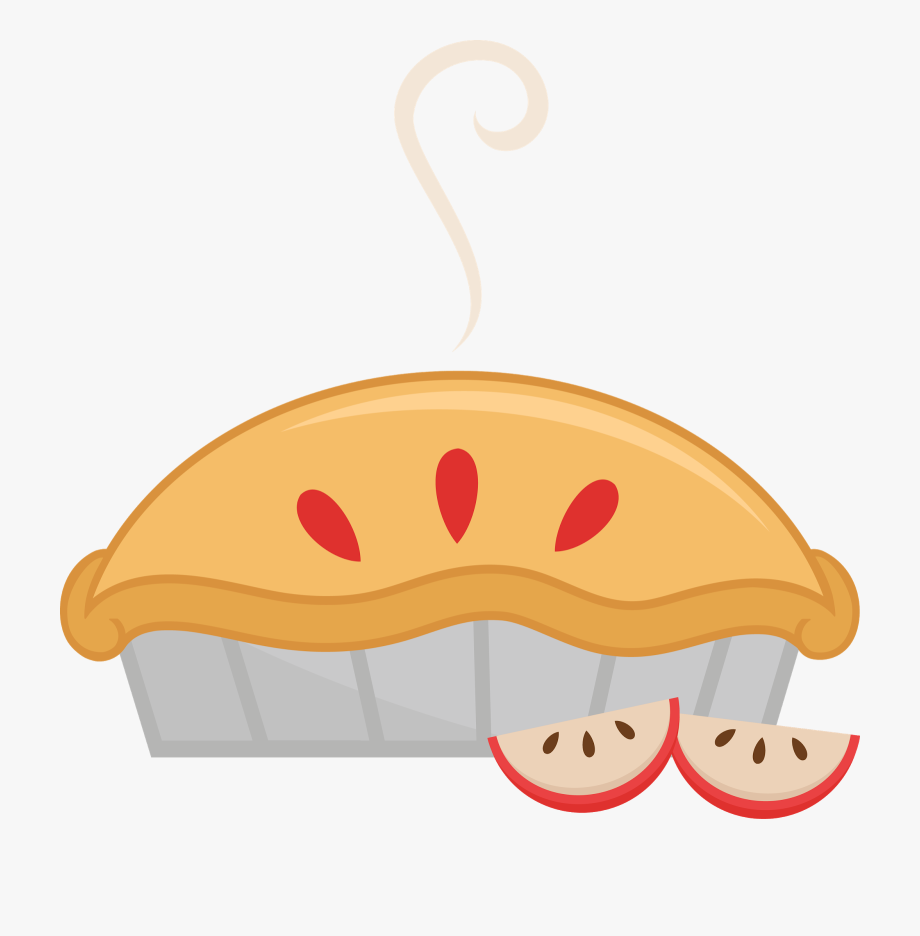 Pie clipart purpose pie. Apple png free cute