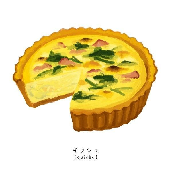 Image result for accessories. Pie clipart quiche
