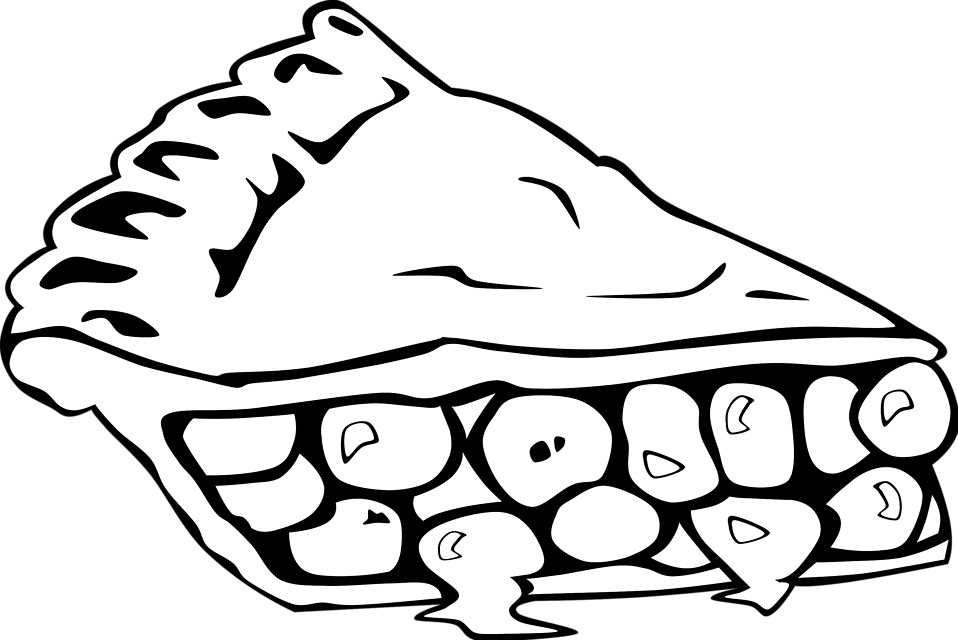 Pie clipart whole pie. Food cliparts zone free
