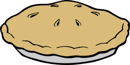 Download free png dlpng. Pie clipart whole pie